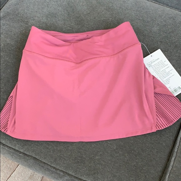 8a152de07 lululemon athletica Skirts   Nwt Lululemon Skirt Size 0 Misty Merlot ...